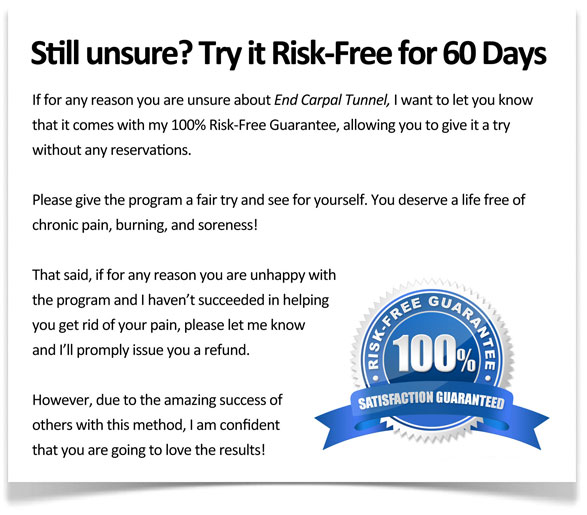 Risk-Free for 60 Days